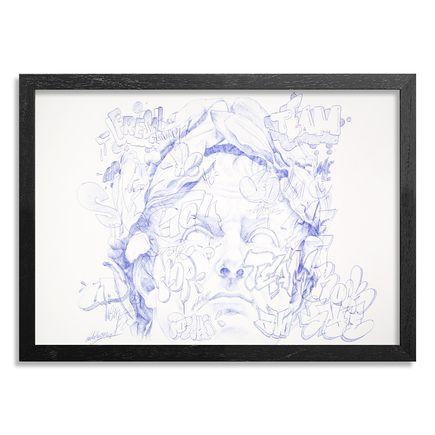 PichiAvo Art - IMP GAIVS JVLIUS CAESAR - Original Sketch II
