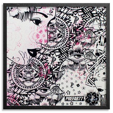 Prefab77 Art Print - Secretly Cruel (Pink Variant)