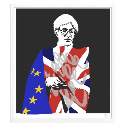 Pure Evil Art Print - Brexit Warhol - Limited Edition Prints