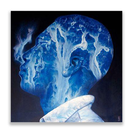 Reinier Gamboa Original Art - Frozen