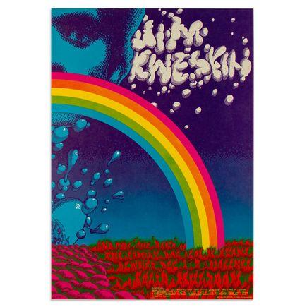 Rick Griffin Art - Jim Kweskin Jug Band in Denver, Colorado - December - 1967 (Right)
