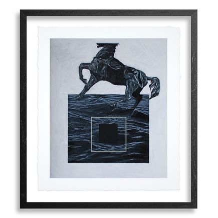 Ricky Lee Gordon Art Print - Ocean Poet