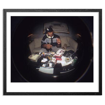 Ricky Powell Art Print - Eazy E - Hilton Hotel - 1993