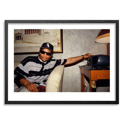 Ricky Powell Art Print - Tune In Compton - Eazy E - Hilton Hotel - 1993 - II