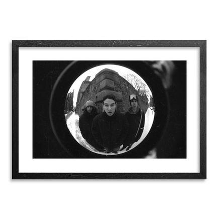 Ricky Powell Art Print - Beastie Boys II - Mulberry Street, NYC, 1993