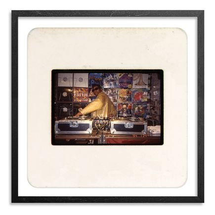 Ricky Powell Art Print - Kool Keith Mini Slide