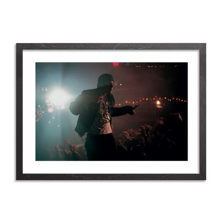 Ricky Powell Art Print - Mike D. Montreux Rock Festival. 1987 - Limited Edition Print