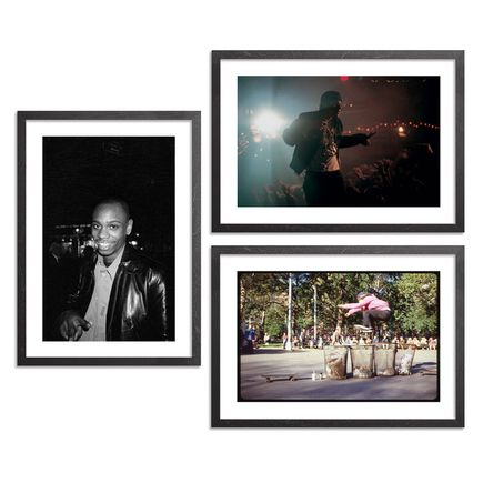 Ricky Powell Art Print - 3-Print Set #4 - Limited Edition Prints