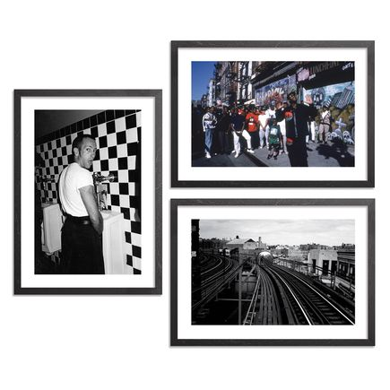 Ricky Powell Art Print - 3-Print Set #5 - Limited Edition Prints