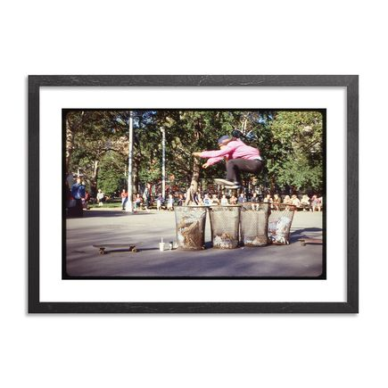 Ricky Powell Art Print - Steve. Washington Sq Park. 1986. - Limited Edition Print