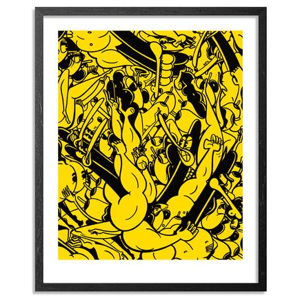 Rime Art Print - Danger Party