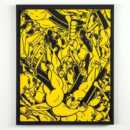 Rime Original Art - Danger Party - Original Artwork