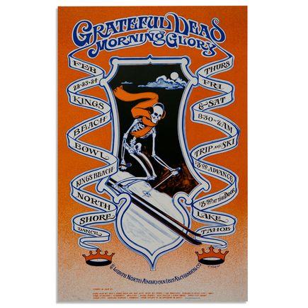 Robert Fried Art - Grateful Dead, Morning Glory