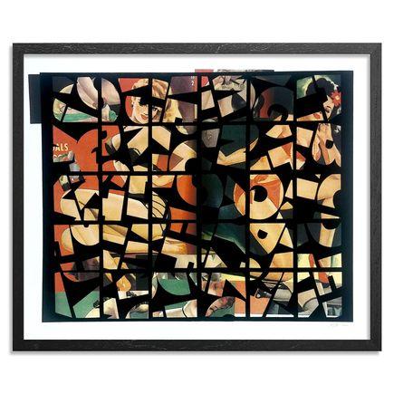 Rod Dyer Art Print - Just My Type #1