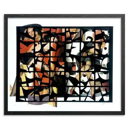 Rod Dyer Art Print - Just My Type #2