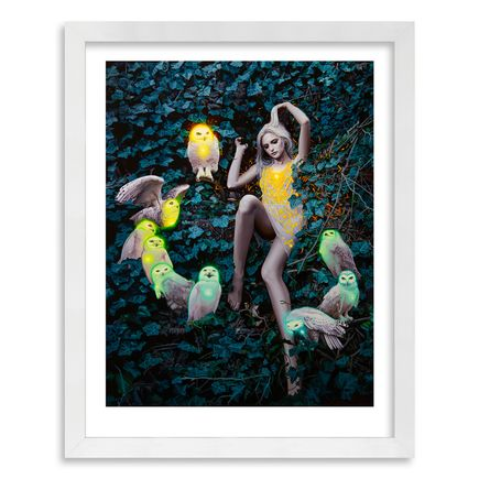 Rodrigo Luff Art Print - Psychic Undergrowth - Limited Edition Prints