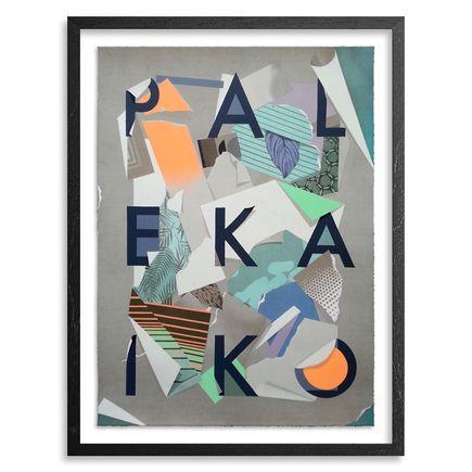 Roids Art - Palekaiko - Standard Edition Framed
