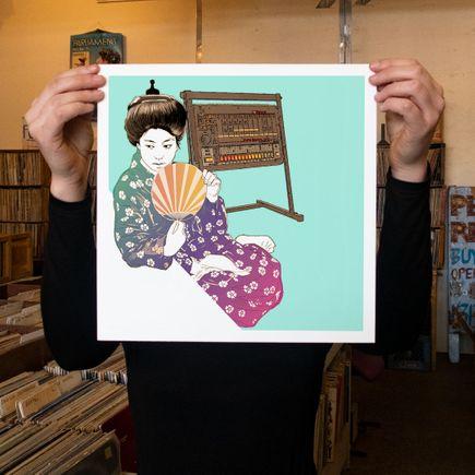 Ron Zakrin Art Print - Number One Fan