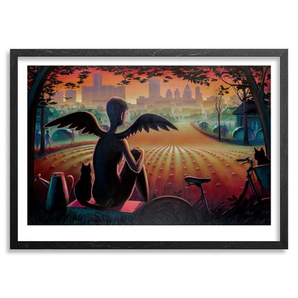 Ron Zakrin Art Print - The Fruits Of Labor - Standard Edition