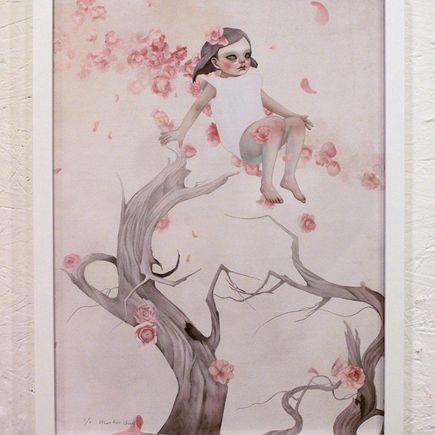 Hsaio Ron Cheng Original Art - Hsaio Ron Cheng