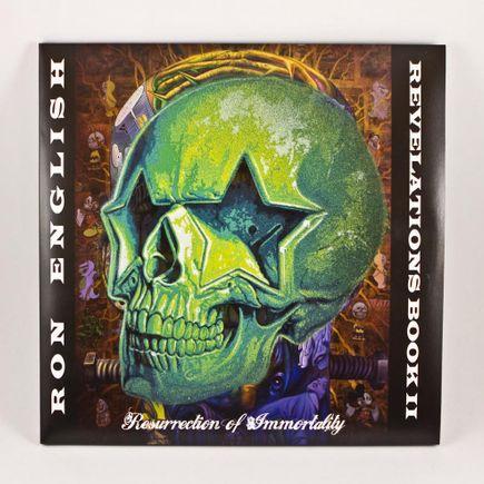 Ron English Art - Revelations Book II - Green Edition