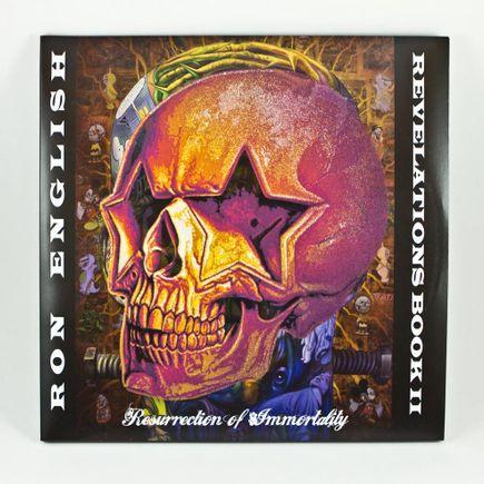 Ron English Art - Revelations Book II - Orange Edition