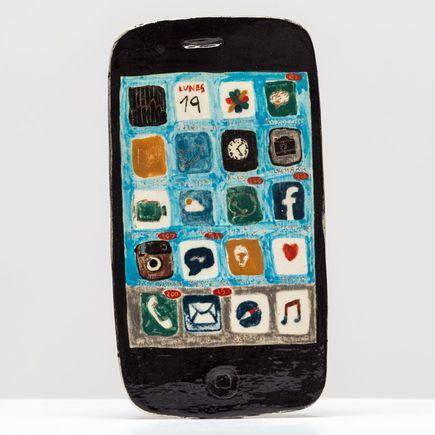Rorro Berjano Original Art - iPhone