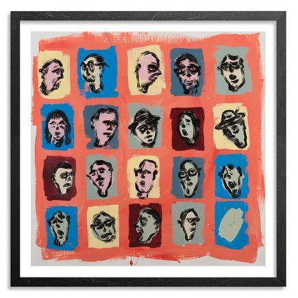 Russ Pope Art Print - The Complex