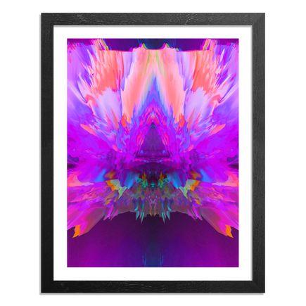 Ryan Doyle Art Print - #purplereign