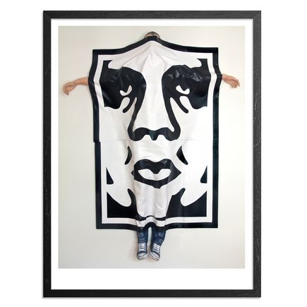 Ryan McCann Art Print - Death To Shepard Fairey