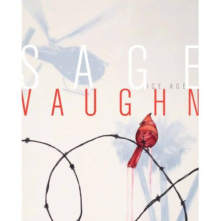 Sage Vaughn Book - Ice Age