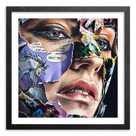 Sandra Chevrier Art Print - La Cage Et Les Fleurs Blanches