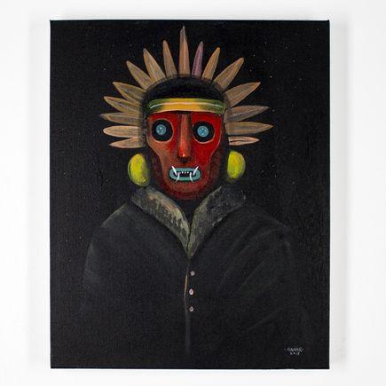 Saner Original Art - The Universe In The Eyes