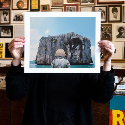 Scott Listfield Art Print - Island Of Aladdin Sane