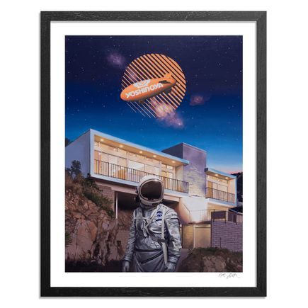 Scott Listfield Art Print - Yoshinoya
