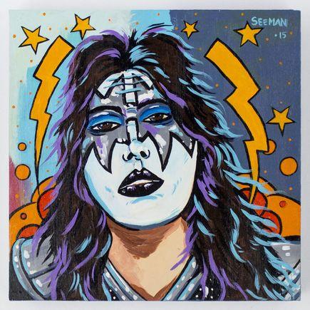 Joey Seeman Original Art - Shock Me