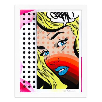 Sen2 Art Print - Fidelidad - Hand-Embellished Edition