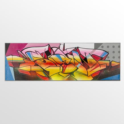 Sen2 Original Art - Pop Graff - Original Artwork