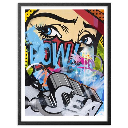 Sen2 Art - Traditional Pop - Limited Edition Prints - Framed