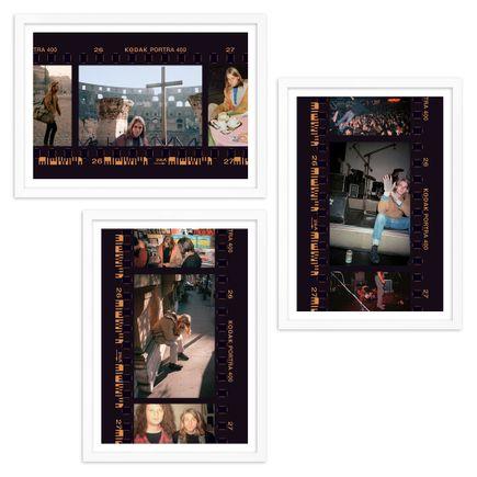 Bruce Pavitt Art Print - 3-Print Set - Experiencing Nirvana
