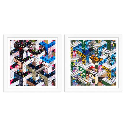 El Cappy Art Print - 2-Print Set - Luxury Tax II + Going Ape - Limited Edition Prints