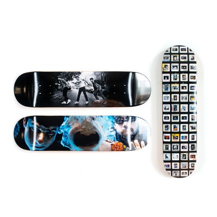 Ricky Powell Art Print - 3-Deck Set - Ricky Powell