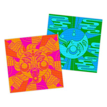 WB72 Art Print - 2-Print Set - Blotter Editions