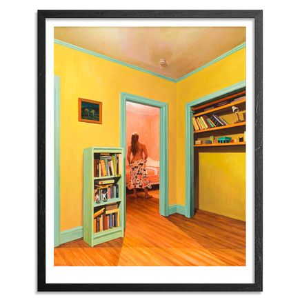 Seth Armstrong Art Print - Madhouse