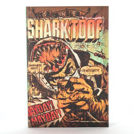 Shark Toof Book - Shark Toof - Book