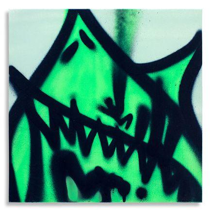 Shark Toof Original Art - Shark Toof Throw Up 08 - Original Painting