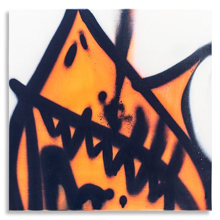 Shark Toof Original Art - Shark Toof Throw Up 09 - Original Painting