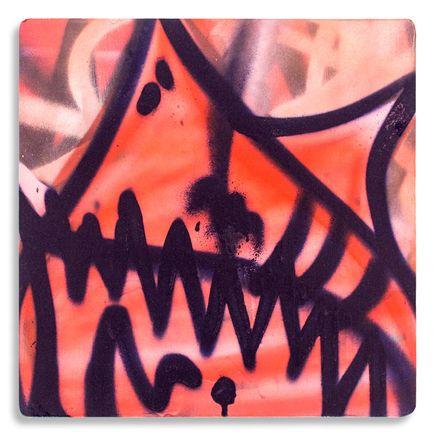 Shark Toof Original Art - Shark Toof Throw Up 16 - Original Painting
