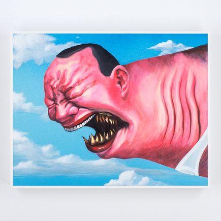 Shark Toof Art - Cici N est Pas Une Yue Minjun - Angel Edition