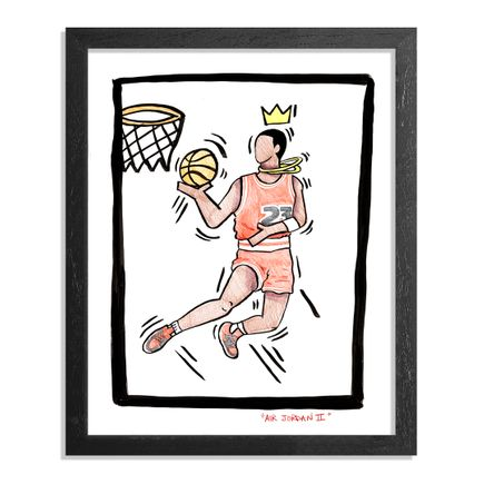 Sheefy Art Print - Air Jordan II - Limited Edition Prints